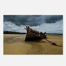 Shipwreck Postcards (Package of 8)