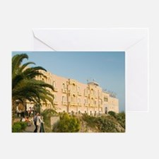 TAORMINA: Excelsior Palace Hotel / E Greeting Card