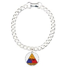 2nd Armored Div Bracelet