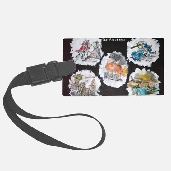 The Art of War Luggage Tag