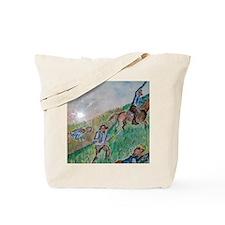 Western Frontier Tote Bag