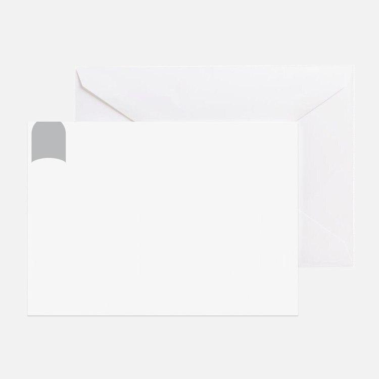 KSER_Logo_inverse Greeting Card