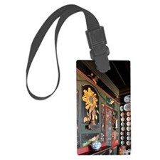 The Chinese style living room of Luggage Tag