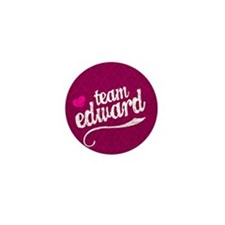 Team Ed Pink iPad Sleeve Mini Button