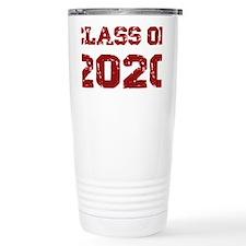 2020, ckletterman Travel Coffee Mug