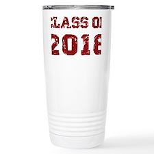 2018, ckletterman Travel Mug