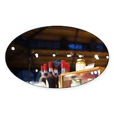 Botles of Armagnac liquorion, Tarn  Decal
