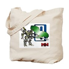 Clan Jade Falcon Shrike Tote Bag