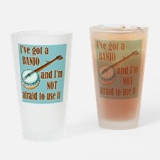 shoulderBanjoUse Drinking Glass