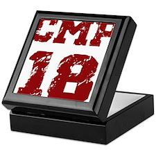 CMP 18 ckletterman Keepsake Box