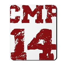 CMP 14 ckletterman Mousepad