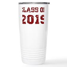 2019, ckletterman Travel Mug