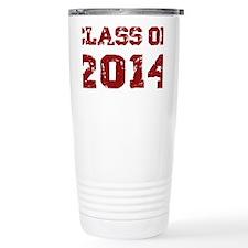 2014, ckletterman Travel Mug