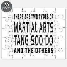 Tang Soo do Designs Puzzle