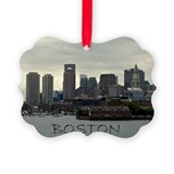Boston Picture Frame Ornaments