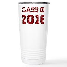 2016, ckletterman Travel Mug