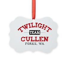 Team Cullen Paj Ornament
