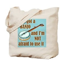 pillowBanjoUse Tote Bag