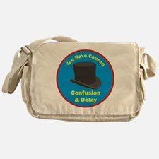 topham hat. Messenger Bag