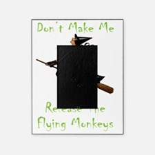 WITCH_Flying Monkeys 3 Picture Frame