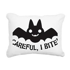 cpibite Rectangular Canvas Pillow