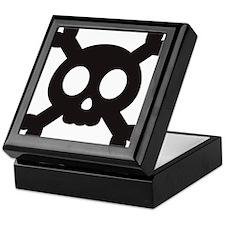 cpskull Keepsake Box