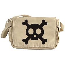 cpskull Messenger Bag