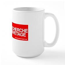 Search and Rescue / Recherche et Sauvet Mug