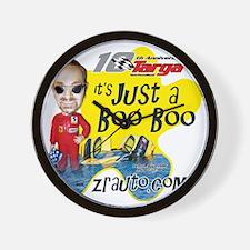 Booboo2_rgb Wall Clock