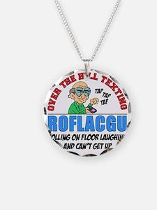 ROFLACGU Shirt Necklace