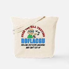 ROFLACGU Shirt Tote Bag