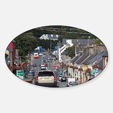 Town of Westport, County Mayo, Irel Sticker (Oval)