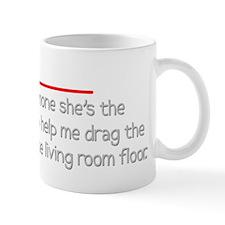My Person Blk Mug