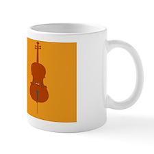 clutchCelloCame Small Mug