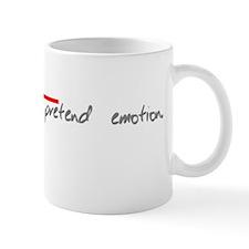 Sad is Mine Blk Mug