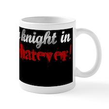 Shinning Knight Pillow Mug