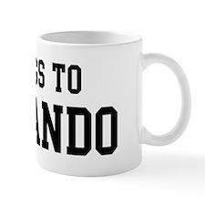Belongs to Fernando Mug