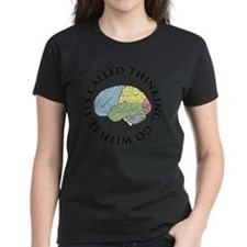 Go With It Women's Dark T-Shirt