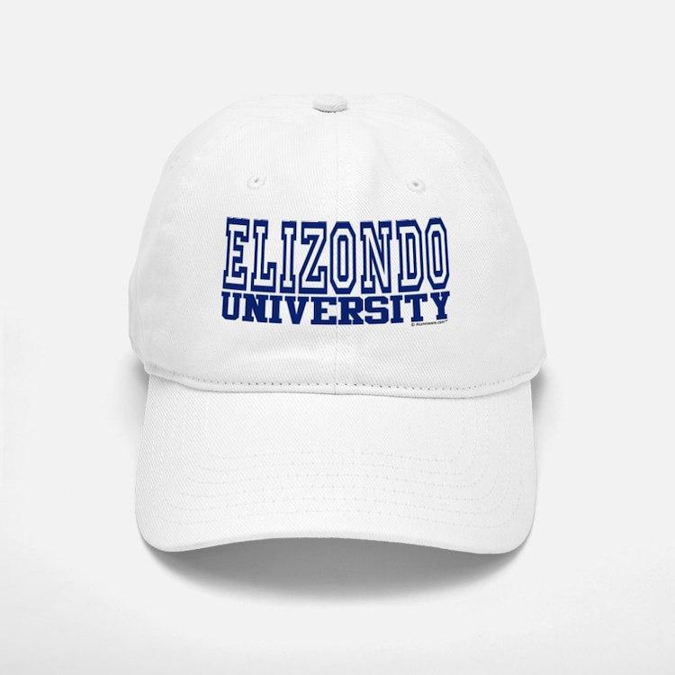 ELIZONDO University Baseball Baseball Cap