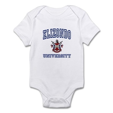 ELIZONDO University Infant Bodysuit
