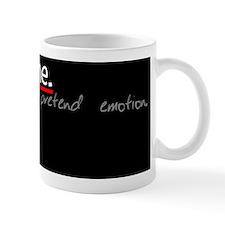 Sad is Mine Pillow Mug