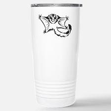 flying tribal Travel Mug