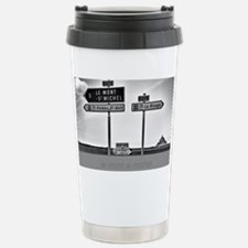 mont st michel cp 23 x 35 723 Travel Mug