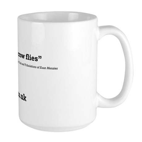 euan quote 2 Large Mug