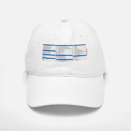 vi Reference Large Baseball Baseball Cap