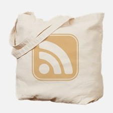 InkRSSICONfaded Tote Bag