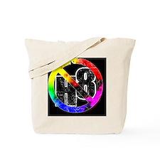 NO H8 td sqwd Tote Bag