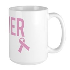 CancerNeverGiveUp1 Mug