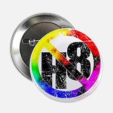 "NO H8 td nb 2.25"" Button"