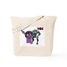 21st Centuray Lancers Mongoose Tote Bag